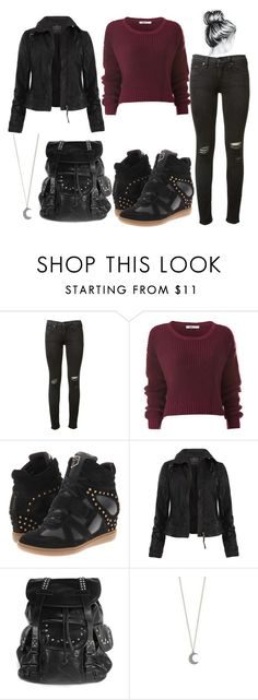 """School"" by rebeccawilson-480 ❤ liked on Polyvore featuring rag & bone, Skechers and AllSaints"