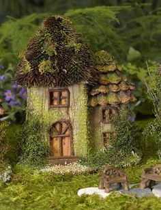swansong-willows:  (via NEW | Fairy House)