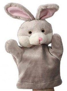 Animal Puppet-My First Puppet-Hand-Lil Rabbit