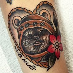 ewok+star+wars+tattoo-7                                                       …