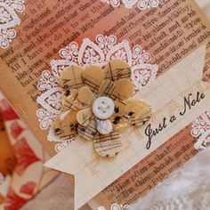 Creating resin paper with Ice Resin, embossing and distress inks. http://scrapbookgirl.typepad.com/paper_scissors_and_superh/2011/08/vintage-findings-fridaycreating-resin-papers.html#