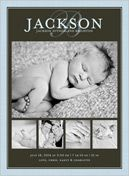 Baby Boy Birth Announcements and Boy Photo Announcements | Shutterfly