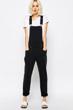 Dungarees Can Look Grown-Up   sheerluxe.com