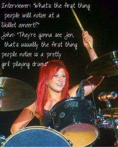 Why I love John cooper :)