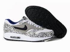 purchase cheap 48f1f 54286 Nike Air Max 87 negro   blanco   gris http   www.esnikerun