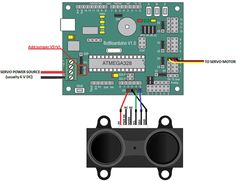 "LIDAR-Lite Laser Rangefinder - Simple Arduino Sketch of a 180 Degree ""Radar"" - RobotShop Blog"