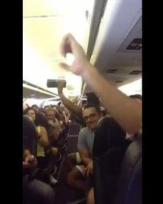 Stranded Allegiant Air Flight 592 Passengers on a Las Vegas Runway Sing 'I Believe I Can Fly' [VIDEO] - International Business Times http://au.ibtimes.com/articles/477528/20130612/stranded-allegiant-air-flight-592-passengers-las.htm#.UbjDRdhrolE
