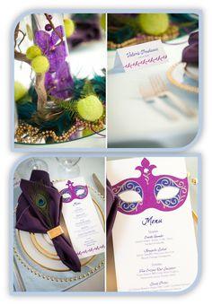 mardi gras wedding theme ideas | Mardi Gras New Orleans Theme ...