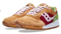 Saucony burger sneak