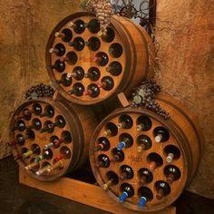 Wine Cellar by Diane Bassetti
