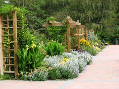 Community Garden Ideas on Pinterest Raised Beds Spanish