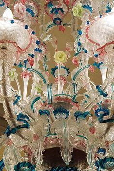 Murano Glass, Ca' Rezzonico