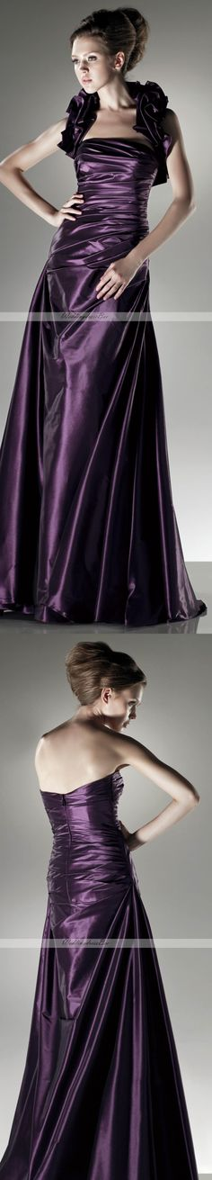 Deep Purple Wedding Dresses : Purple gowns evening and quinceanera dresses