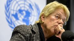 """""""The states in the Security Council don't want justice,"""" Carla Del Ponte told the Swiss publication Blick. """"I can't any longer be part of this commission which simply doesn't do anything. Crime, My Generation, I Give Up, Sports And Politics, Two By Two, War, Couple Photos, Science, History"""