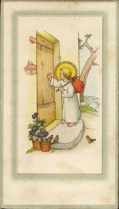 Holy Cards for Children: Christ Child