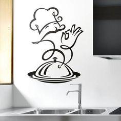vinilos, viniles, sticker para la decoracion de cocinas