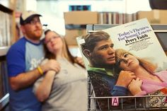 record store engagement