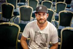 Henrik Zetterberg Detroit Red Wings, I don't even care that he isn't an actor he is hot... basiclly all that matters