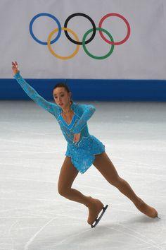 Australia's Brooklee Han - Short Program - Sochi 2014