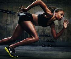 allyson felix.  olympic sprinter