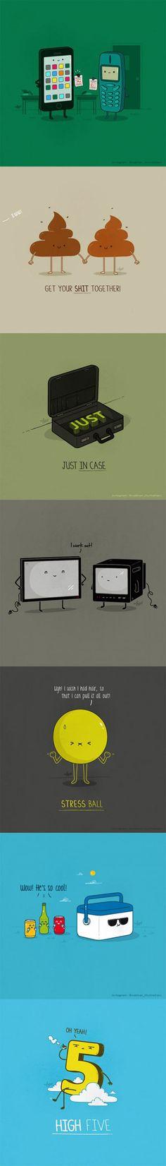 funny-cartoons-puns-smartphone