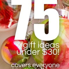 Inexpensive Christmas Gift Ideas - Moms Have Questions Too