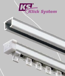 ceiling mount curtain tracks - Kirsch Architectural Window Tracks | Curtain Fair