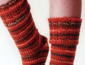 Socks loom knitting patterns