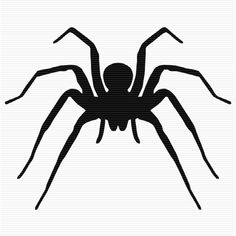 free spiders clipart free clipart images graphics animated gifs rh pinterest com spider clipart spider clip art black and white