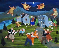 Art Sunday-Icelandic art - hotclaws's Blog - Blogster