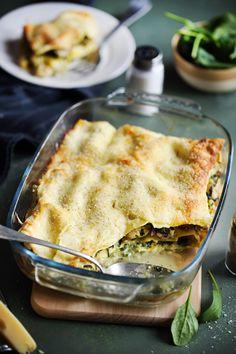 Lasagne «cordon bleu» et épinard