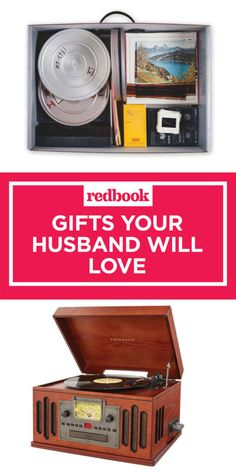 You& think he& be the easiest person to shop for, but guys are tough – plain and simple. These presents are sure to wow him. Best Gift For Husband, Birthday Present For Husband, Valentine Gifts For Husband, Christmas Gifts For Husband, Anniversary Gifts For Him, Husband Birthday, Husband Gifts, Anniversary Ideas, Christmas Stuff