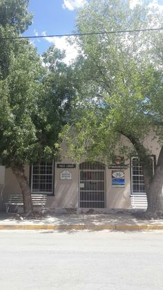 Public Library, Richmond, Karoo, South Africa