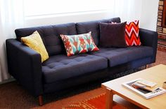 Make It Yours: 5 Ways to Customize Your IKEA Sofa