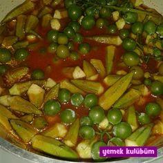 TARİF : Koruklu Bamya Yemeği #yemekkulubum #yemek #yemektarifleri #bamya #bamyayemeği #koruk #sebze #nefis #sağlık #sağlıklı #ege #akdeniz #trakya #leziz #lezzet
