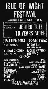 Image result for isle of wight festival 1970 photos