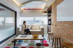 Por dentro do escritório do Airbnb, em São Paulo