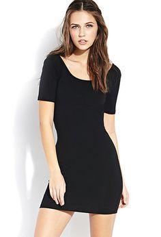 Favorite Bodycon Dress | FOREVER21 - 2000090829