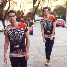 Get this look: http://lb.nu/look/6578864 More looks by Vini Uehara: http://lb.nu/viniuehara Items in this look: Boys Don't Cry T Shirt #casual