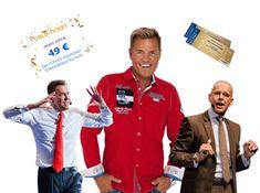 Das Power-Weekend ist das erfolgreichste Weiterbildungsevent Europas. Nach dem grandiosen Erfolg 2018 mit Arnold Schwarzenegger wird mit Dieter Bohlen ein weiterer absoluter Weltstar auf der Bühne in München dabei sein. Du kannst dir hier, solange der Vorrat reicht, das 2 Tages-Ticket für 49,- statt 299,- EUR sichern. Es gibt viele gute Gründe, warum Du unbedingt beim Power-Weekend dabei sein solltest. Monte Carlo, Weekender, Olympia, Thomas Anders, Modern Talking, Star Wars, Arnold Schwarzenegger, Starwars