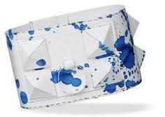Make your own paper bleublanc CDC http://www.hermes.com/files/diy/hermesbracelet_bleublanc.pdf