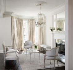Elegant Interior Design by Leo Designs, Ltd. Chicago
