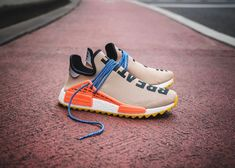 9929f200d Pharrell x adidas Originals Hiking Hu NMD TR