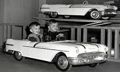 Pontiac Pedal Car
