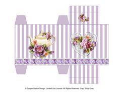 Druckbare Soap Box Tee und Rosen-Design von CooperStation auf Etsy