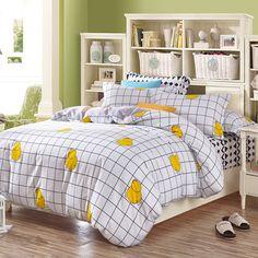 Ikea Style 4Sets Bedding sets-YC850027 (8)