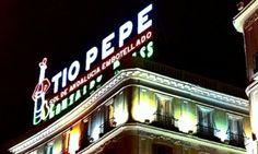 Puerta del Sol.Madrid.