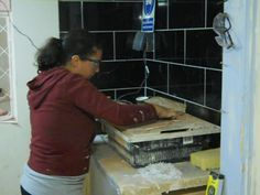 Learn More about our Intensive Tiling Course in our website: http://www.coventrybuildingworkshop.co.uk/intensive-courses-tiling/  Like Us On Facebook: https://www.facebook.com/CoventryBuildingWorkshopLtd?ref=hl  Follow Us on Twitter: https://twitter.com/CBWCWW  Subscribe to Our Channel on YouTube: http://www.youtube.com/user/CBWCWW  Do Not Forget to Share, Like or Comment!