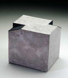 About the Geometric Passion - Enric Mestre Brancusi Sculpture, Wood Sculpture, Concrete Stone, Concrete Art, Geometric Sculpture, Abstract Sculpture, Cubes, Art Model, Geometric Shapes