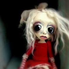 Loopy Art Doll Fine Art Giclee Print